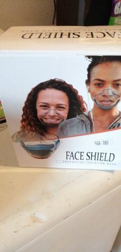 Masque Transparent photo review
